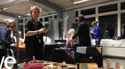 4be5d1aaf29 LADIES NIGHT på Campus Køge